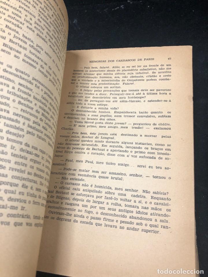 Libros de segunda mano: Memórias dos Carrascos de Paris. Henry Sanson. 1946 Empresa gráfica O Cruzeiro Brasil. Portugués. - Foto 13 - 265340744