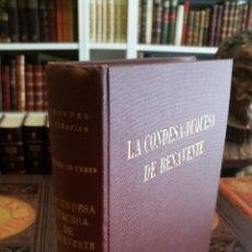 Libros de segunda mano: 1955 - CONDESA DE YEBES - LA CONDESA DUQUESA DE BENAVENTE. UNA VIDA EN UNAS CARTAS. Lote 268313049