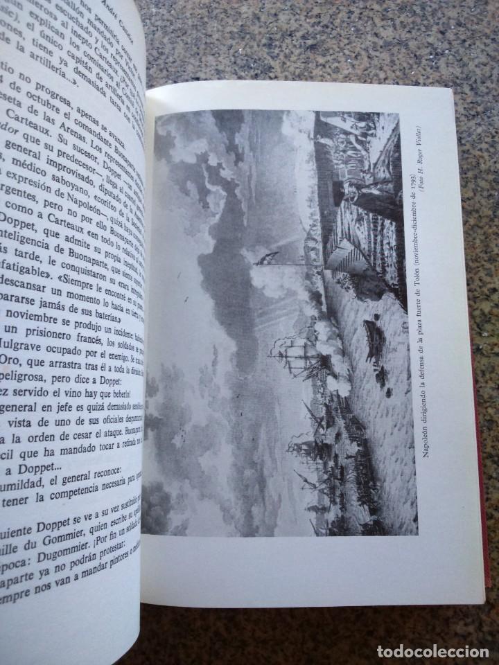 Libros de segunda mano: BONAPARTE - TOMO 1 - ANDRE CASTELOT -- ESPASA CALPE 1970 -- GRANDES BIOGRAFIAS -- - Foto 3 - 269060663