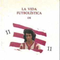 Libros de segunda mano: LA VIDA FUTBOLÍSTICA DE EMILÍN. JUGADOR DEL ATLÉTICO TIBIDABO. SABADELL.. Lote 269071213