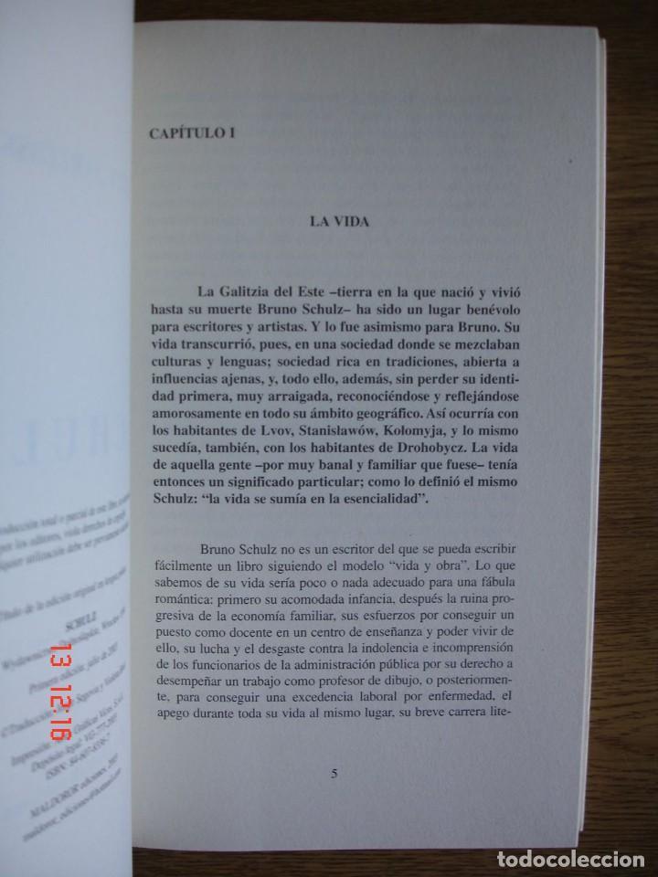 Libros de segunda mano: SCHULZ - JERZY JARZEBSKI - MALDOROR EDICIONES, 2003 - 1ª EDICIÓN - MUY BUEN ESTADO - Foto 5 - 269073523
