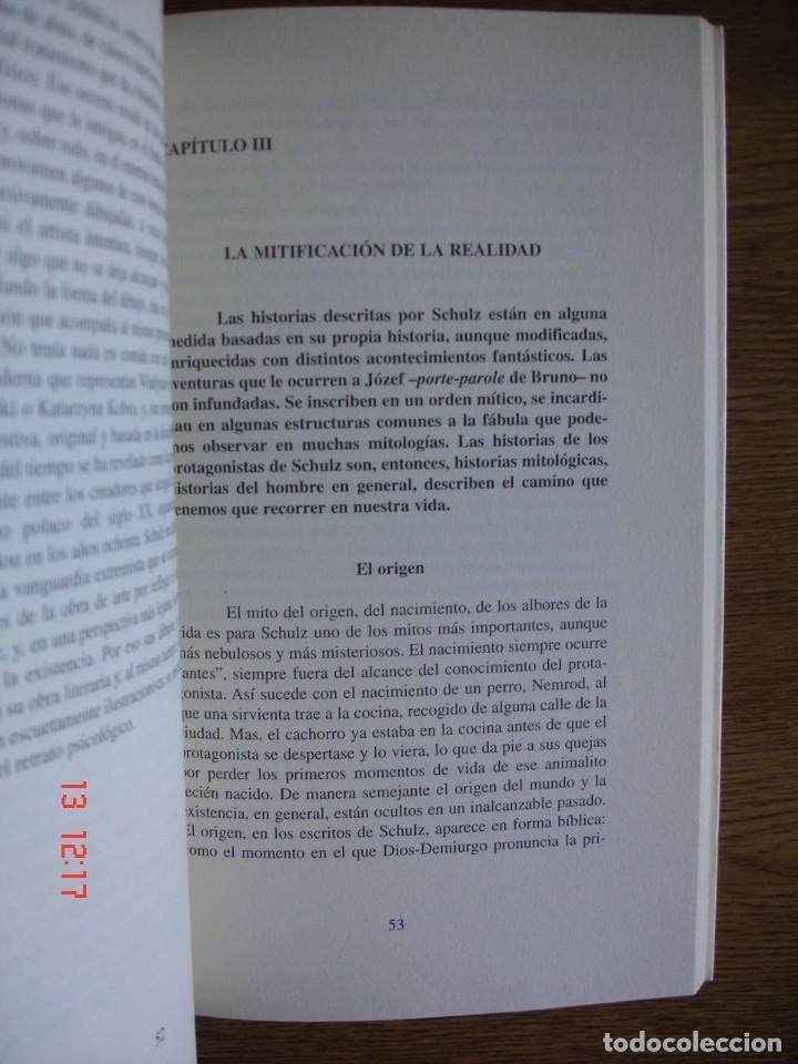 Libros de segunda mano: SCHULZ - JERZY JARZEBSKI - MALDOROR EDICIONES, 2003 - 1ª EDICIÓN - MUY BUEN ESTADO - Foto 6 - 269073523