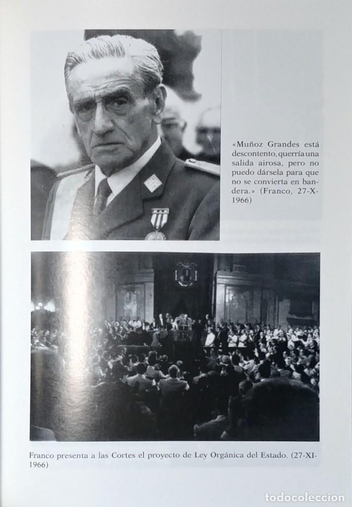 Libros de segunda mano: MEMORIAS. AÑOS DECISIVOS. EL PRINCIPIO DEL FIN / LAUREANO LÓPEZ RODÓ. DEDICATORIA DEL AUTOR (3 VOL.) - Foto 8 - 269078733