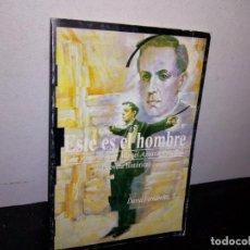 Libros de segunda mano: 26- ÉSTE ES EL HOMBRE, VIDA Y MARTIRIO DE MIGUEL AGUSTÍN PRO - DAVID FERNÁNDEZ S. J.. Lote 269086708