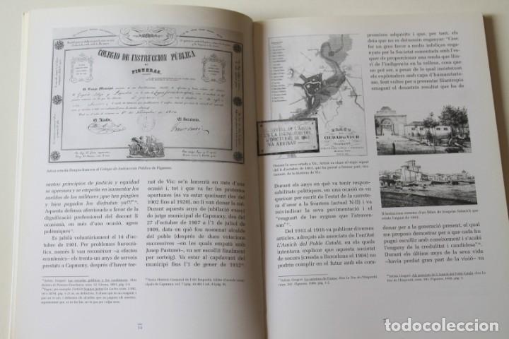 Libros de segunda mano: El mestre Gregori Artizà i Lapedras. Entre la pedagogia i el vi. Capmany, 1839-1921. Muxach i altres - Foto 5 - 269088558