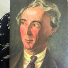 Libros de segunda mano: BERTRAND RUSSELL AUTOBIOGRAPHY. Lote 269229923