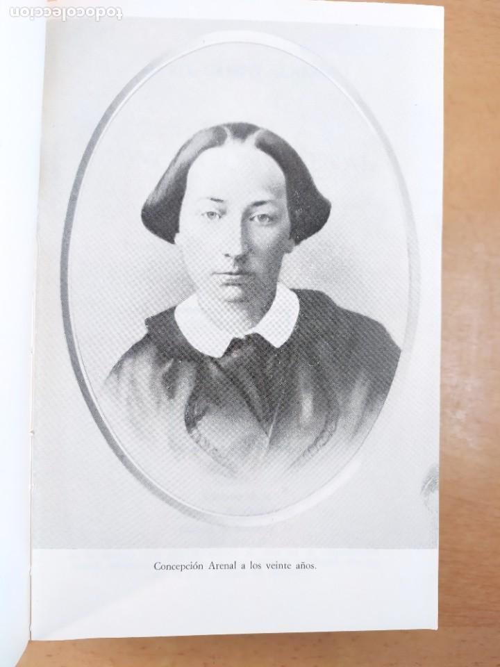 Libros de segunda mano: CONCEPCIÓN ARENAL 1820-1893. ESTUDIO BIOGRAFICO DOCUMENTAL /MARÍA CAMPO ALANGE /REVISTA DE OCCIDENTE - Foto 2 - 269261698