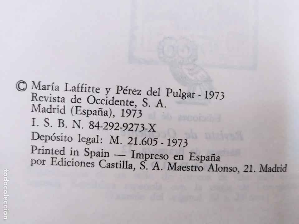 Libros de segunda mano: CONCEPCIÓN ARENAL 1820-1893. ESTUDIO BIOGRAFICO DOCUMENTAL /MARÍA CAMPO ALANGE /REVISTA DE OCCIDENTE - Foto 3 - 269261698
