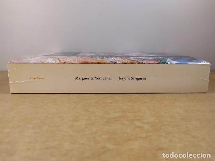 Libros de segunda mano: MARGUERITE YOURCENAR. LA INVENCION DE UNA VIDA / JOSYANE SAVIGNEAU / 1991. ALFAGUARA - Foto 5 - 269469233