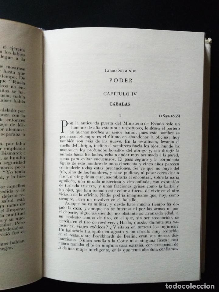 Libros de segunda mano: El Kaiser Guillermo II | Emil Ludwing | Editorial Juventud 1952 (4ª ed.) - Foto 6 - 269984433
