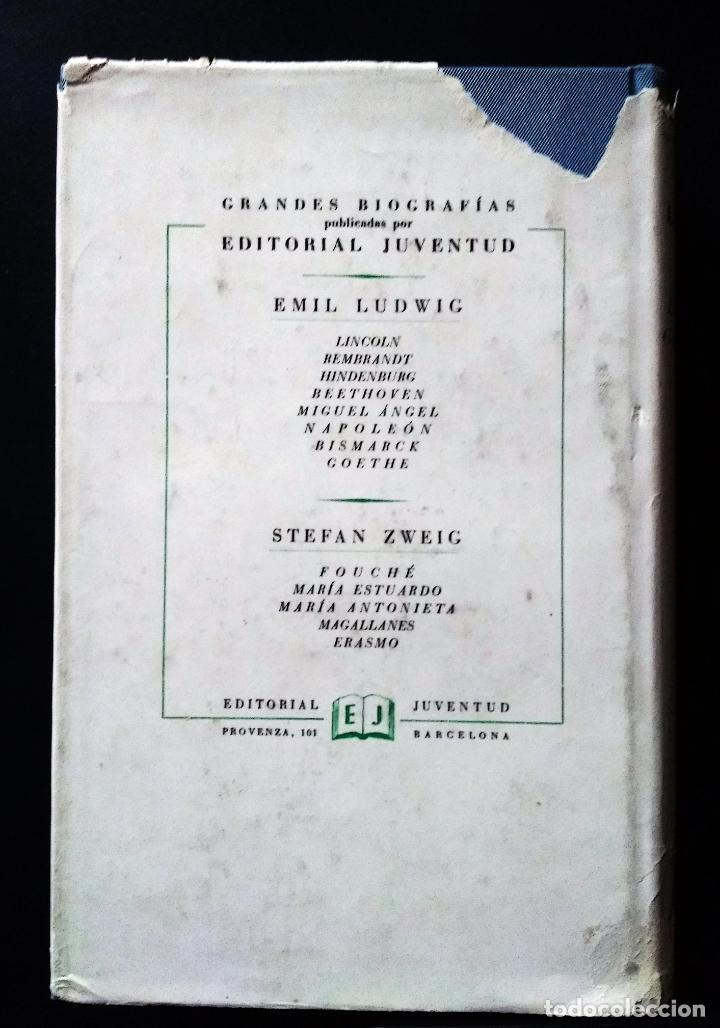 Libros de segunda mano: El Kaiser Guillermo II | Emil Ludwing | Editorial Juventud 1952 (4ª ed.) - Foto 8 - 269984433