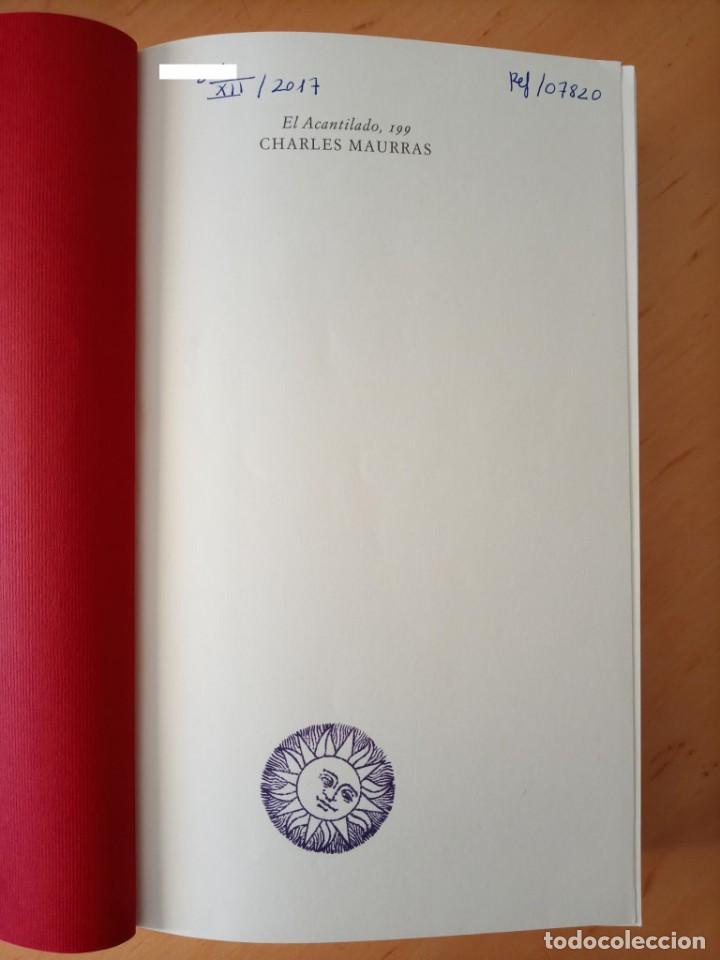 Libros de segunda mano: STEPHANE GIOCANTI CHARLES MAURRAS EL CAOS Y EL ORDEN - Foto 10 - 269984983