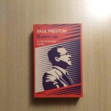 Livros em segunda mão: EL ZORRO ROJO. PAUL PRESTON. Lote 269997098