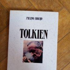 Libros de segunda mano: BIOGRAFÍA DE TOLKIEN. PAULINO ARGUIJO. Lote 270087533