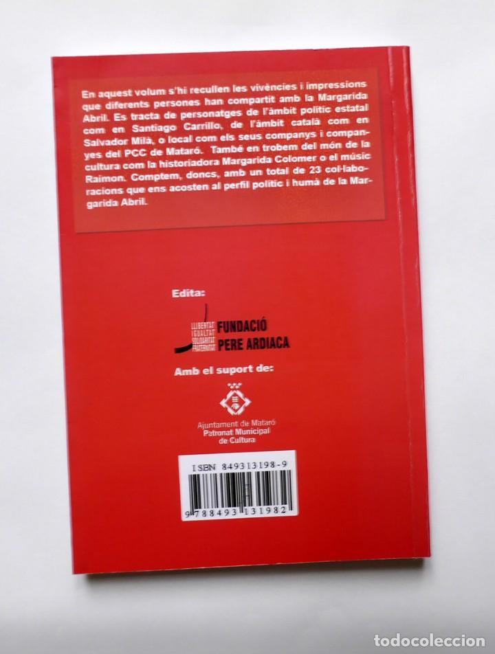 Libros de segunda mano: DUN ROIG ENCÈS - MARGARIDA ABRIL - Foto 2 - 269979708