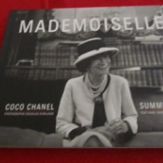 Livros em segunda mão: LIBRO MADEMOISELLE, COCO CHANEL SUMMER 62, TEXTO KARL LAGERFELD.. Lote 270547878