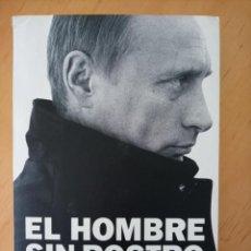 Libros de segunda mano: MASHA GESSEN EL HOMBRE SIN ROSTRO. Lote 270966008