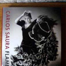 Libros de segunda mano: CARLOS SAURA FLAMENCO. Lote 273104873