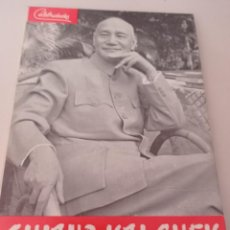 Libros de segunda mano: CHIANG KAI-SHEK. CELEBRIDADES. ANDRÉS TRAVESI REF. UR CAJA 6. Lote 275230373