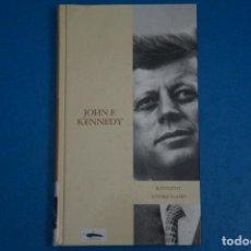 Libros de segunda mano: LIBRO DE JOHN F. KENNEDY DE ANDRE KASPI Nº 4 AÑO 2003 DE ABC EDICIONES FOLIO. Lote 275459663