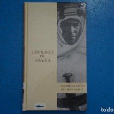 Libros de segunda mano: LIBRO DE LAWRENCE DE ARABIA DE RICHARD P. GRAVES Nº 6 AÑO 2003 DE ABC EDICIONES FOLIO. Lote 275459883