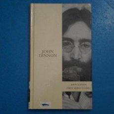 Libros de segunda mano: LIBRO DE JOHN LENNON DE JORDI SIERRA I FABRA Nº 11 AÑO 2003 DE ABC EDICIONES FOLIO. Lote 275460458