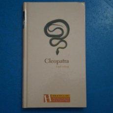 Libros de segunda mano: LIBRO DE CLEOPATRA DE EMIL LUDWIG Nº 3 AÑO 2004 DE ABC EDICIONES FOLIO. Lote 275461203