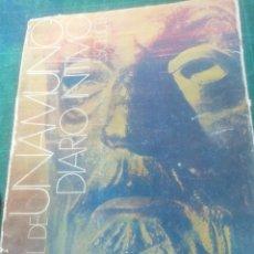 Libros de segunda mano: UNAMUNO. DIARIO INTIMO. Lote 276296328