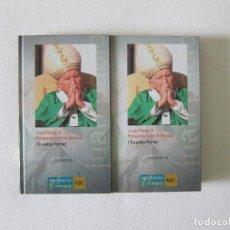 Libros de segunda mano: JUAN PABLO II, PREGONERO DE LA VERDAD - EUSEBIO FERRER. Lote 276748008