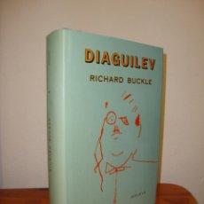 Libros de segunda mano: DIAGUILEV - RICHARD BUCKLE - SIRUELA, LIBROS DEL TIEMPO, MUY BUEN ESTADO. Lote 276907093