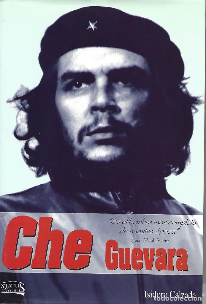 CHE GUEVARA. LOTE DE LOS OCHO MEJORES LIBROS SOBRE SU VIDA. VER NOTA (Libros de Segunda Mano - Biografías)