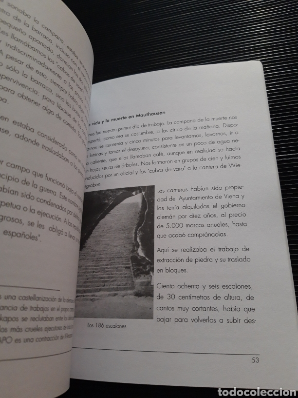 Libros de segunda mano: Memoria en carne viva Pascual Castejon Joaquín Mindan - Foto 6 - 277131643