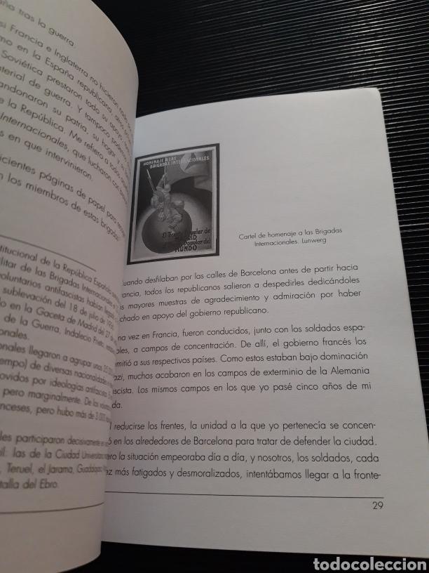 Libros de segunda mano: Memoria en carne viva Pascual Castejon Joaquín Mindan - Foto 8 - 277131643
