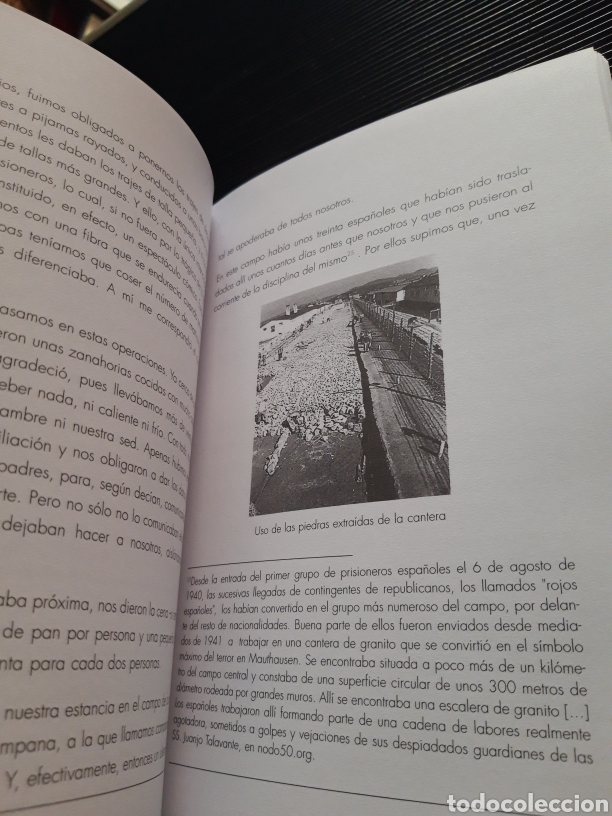 Libros de segunda mano: Memoria en carne viva Pascual Castejon Joaquín Mindan - Foto 11 - 277131643