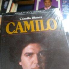 Libros de segunda mano: CAMILO / CAMILO BLANES. BARCELONA : PLAZA & JANÉS, 1985. (BIOGRAFÍAS Y MEMORIAS).. Lote 277692353