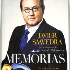 Libros de segunda mano: MEMORIAS LAS CONFESIONES ÚNICAS DE UNO DE LOS ABOGADOS MÁS CÉLEBRES DE. Lote 277711498