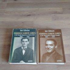 Libros de segunda mano: FEDERICO GARCÍA LORCA. IAN GIBSON. GRIJALBO.. Lote 278205898