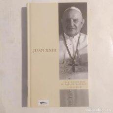 Libros de segunda mano: VIDA DE JUAN XXIII. EL PAPA EXTRAMUROS. LUBICH, GINO. Lote 278328868