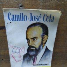 Libros de segunda mano: PEQUEÑA HISTORIA DE GRANDES PERSONAJES. CLIPER. CAMILO JOSÉ CELA. 5. Lote 278385838