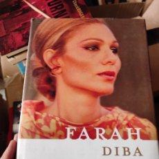 Libros de segunda mano: FARAH DIBA PAHLAVI MEMORIAS. Lote 278837988
