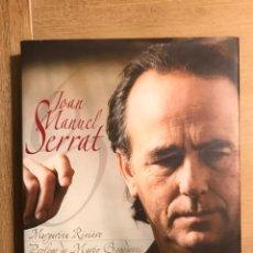 Libros de segunda mano: JOAN MANUEL SERRAT MARGARITA RIVIERE PRÓLOGO DE MARIO BENEDETTI. Lote 278846293