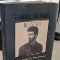 Livros em segunda mão: GEORGE MICHAEL DESNUDO - MICHAEL / PARSONS. Lote 286015803