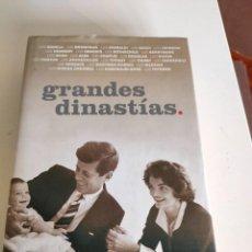 Libros de segunda mano: GRANDES DINASTÍAS DE BIOCHANNEL. Lote 286246353