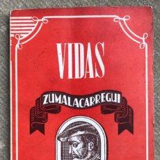 Libros de segunda mano: ZUMALACARREGUI (CARLISMO) - JOSÉ DEL RIO SAINZ (PICK) - DEDICATORIA DEL AUTOR - SANTANDER - VER DESC. Lote 287851393