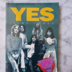 Libros de segunda mano: YES. JAIME LOPEZ. Lote 288348338