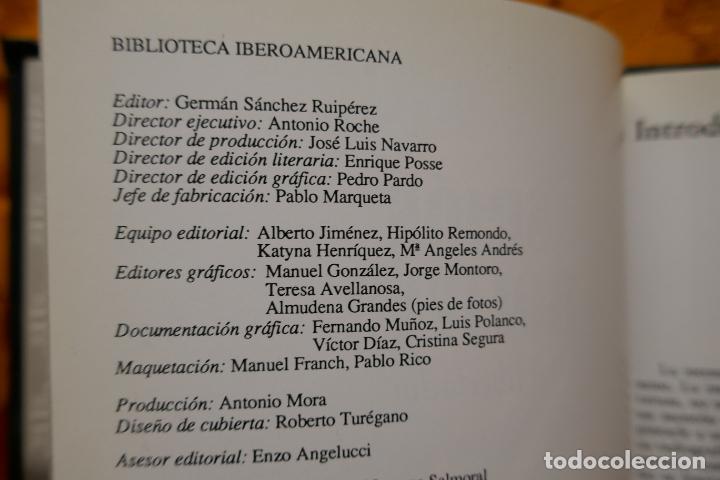 Libros de segunda mano: SIMÓN BOLIVAR, EL LIBERTADOR DEMETRIO RAMOS PÉREZ - ANAYA - Foto 7 - 288547908