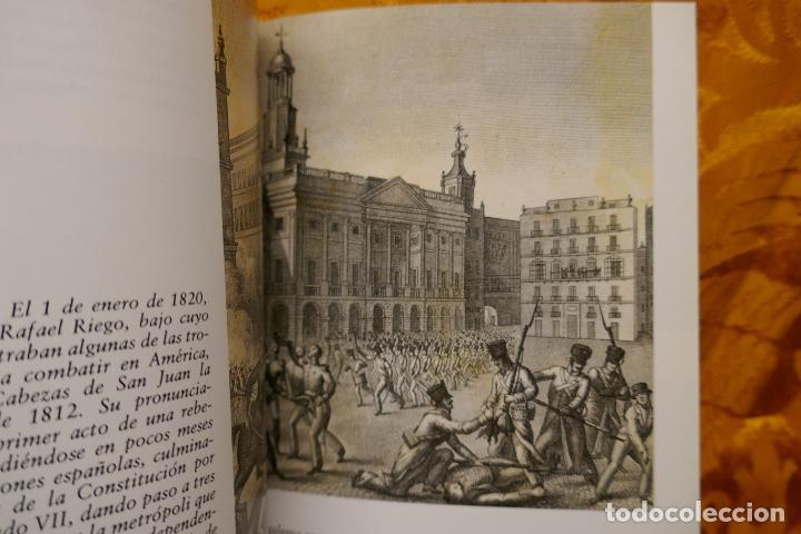 Libros de segunda mano: SIMÓN BOLIVAR, EL LIBERTADOR DEMETRIO RAMOS PÉREZ - ANAYA - Foto 10 - 288547908