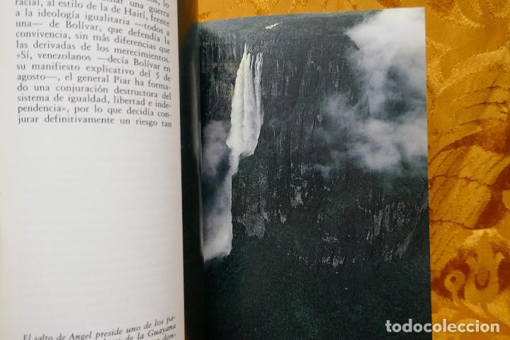 Libros de segunda mano: SIMÓN BOLIVAR, EL LIBERTADOR DEMETRIO RAMOS PÉREZ - ANAYA - Foto 12 - 288547908