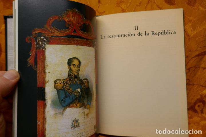 Libros de segunda mano: SIMÓN BOLIVAR, EL LIBERTADOR DEMETRIO RAMOS PÉREZ - ANAYA - Foto 14 - 288547908