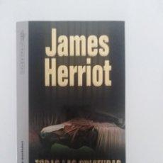 Libros de segunda mano: TODAS LAS CRIATURAS GRANDES Y PEQUEÑAS JAMES HERRIOT ED.GRIJALBO MONDADORI AÑO 1996. Lote 288566768
